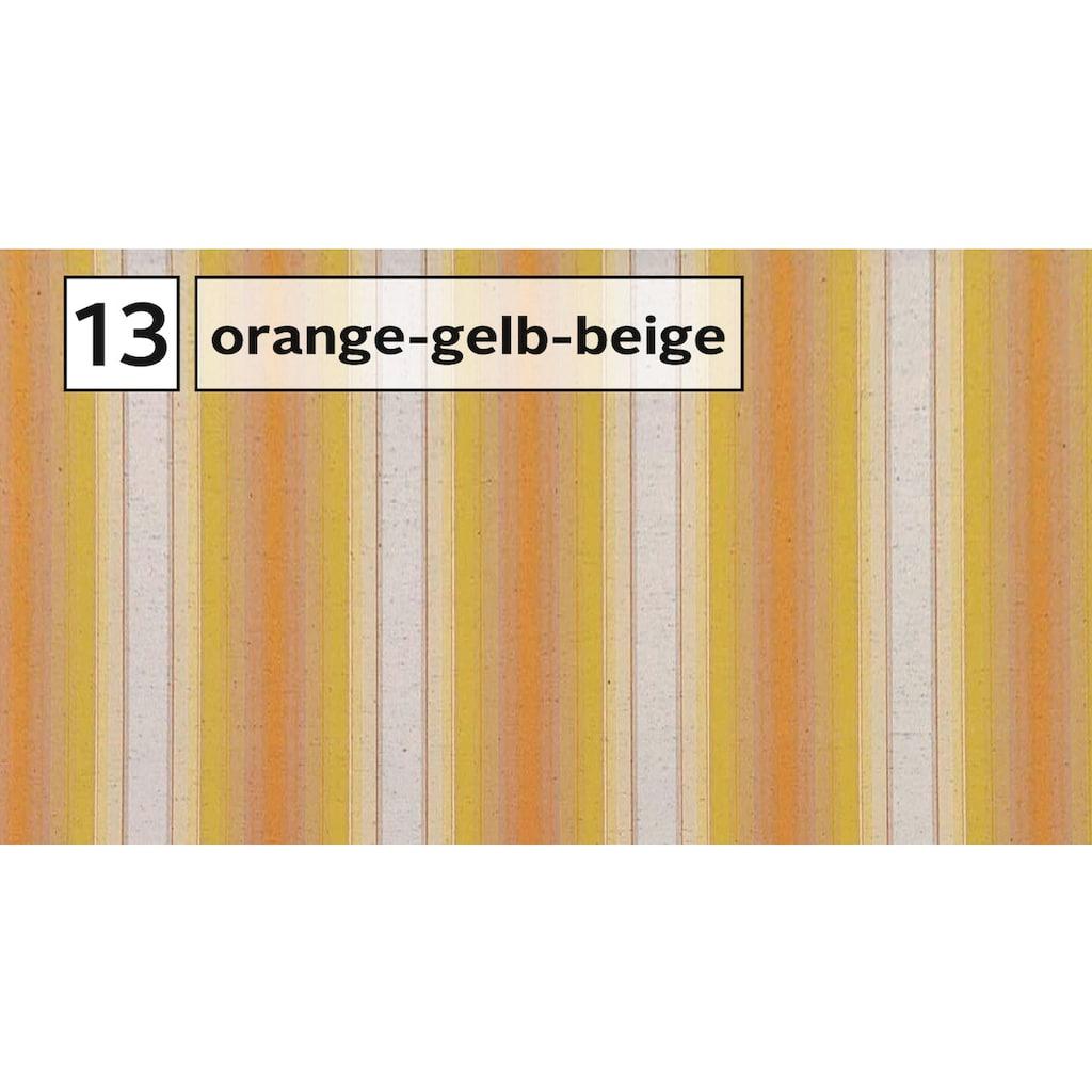 Wismar Gelenkarmmarkise, B: 450 cm, in versch. Ausfällen und Dessins