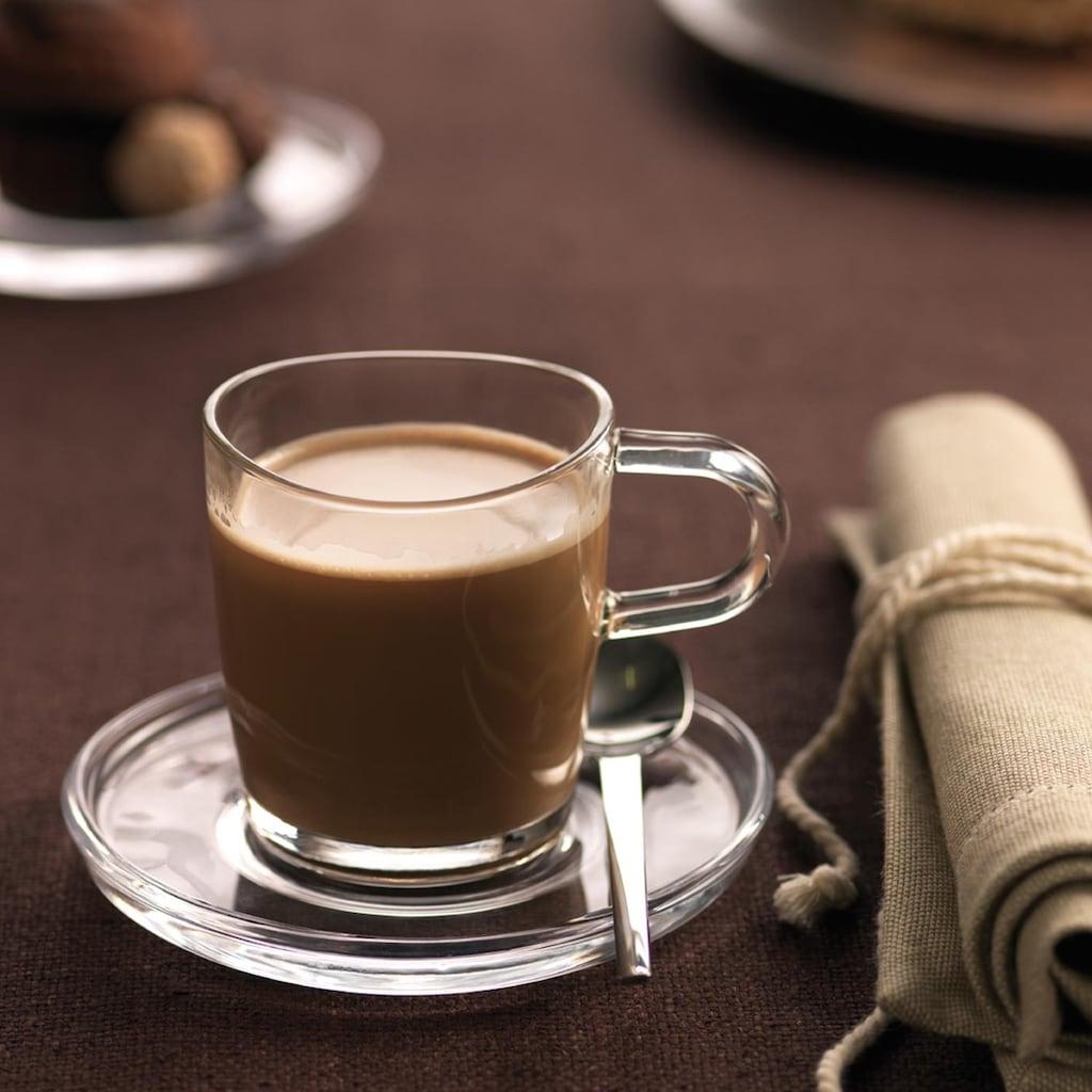 LEONARDO Becher »Loop«, (Set, 6 tlg.), für Tee und Kaffee, 6-teilig
