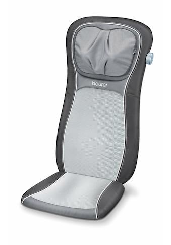 BEURER Shiatsu-Massagesitzauflage »MG260«, mit höhenverstellbarer Shiatsu-Nackenmassage kaufen