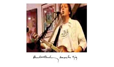 Vinyl »Amoeba Gig / McCartney,Paul« kaufen