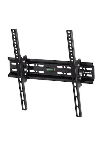 Thomson TV Wandhalter neigbar Fernsehhalterung bis 191cm/75 Zoll »WAB175, tilt, bis VESA 600x400« kaufen
