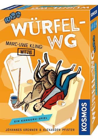 Kosmos Spiel »Würfel-WG«, Made in Germany kaufen