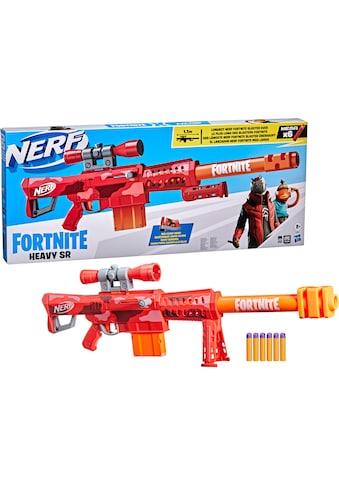Hasbro Blaster »Nerf Fortnite Heavy SR«, mit 6 Nerf Mega Darts kaufen