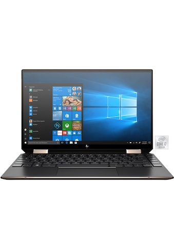 HP Spectre x360 Convertible 13 - aw0275ng Convertible Notebook (33,8 cm / 13,3 Zoll, Intel,Core i7, 0 GB HDD, 512 GB SSD) kaufen