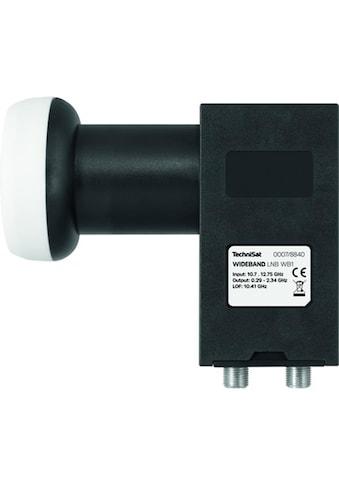 TechniSat 40mm Wideband - LNB »Wideband - LNB, 40mm« kaufen