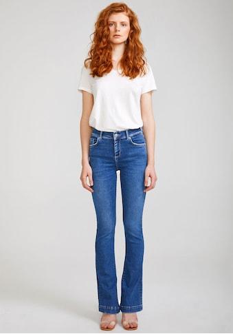 LTB Bootcut-Jeans »FALLON«, im 5-Pocket-Stil mit ausgestelltem Bein kaufen