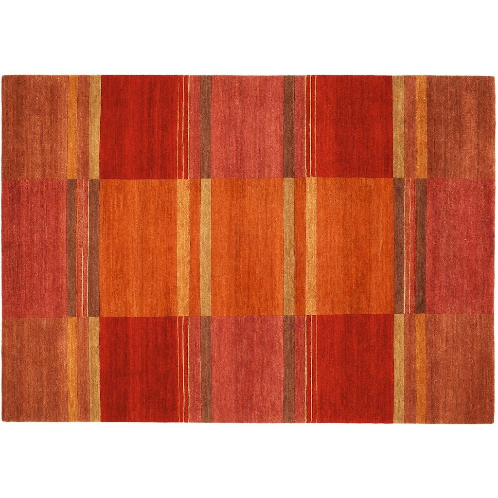 OCI DIE TEPPICHMARKE Teppich »Sensation Soya«, rechteckig, 6 mm Höhe, handgeknüpft, Wohnzimmer