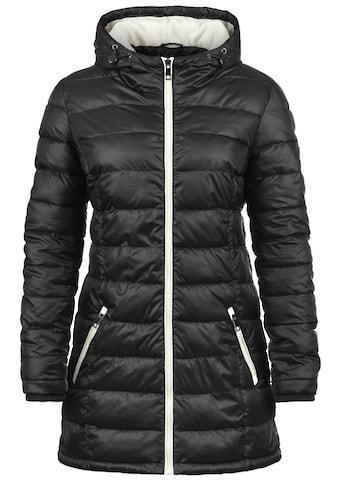 DESIRES Steppmantel »Dori«, wattierter Mantel mit Kapuze kaufen