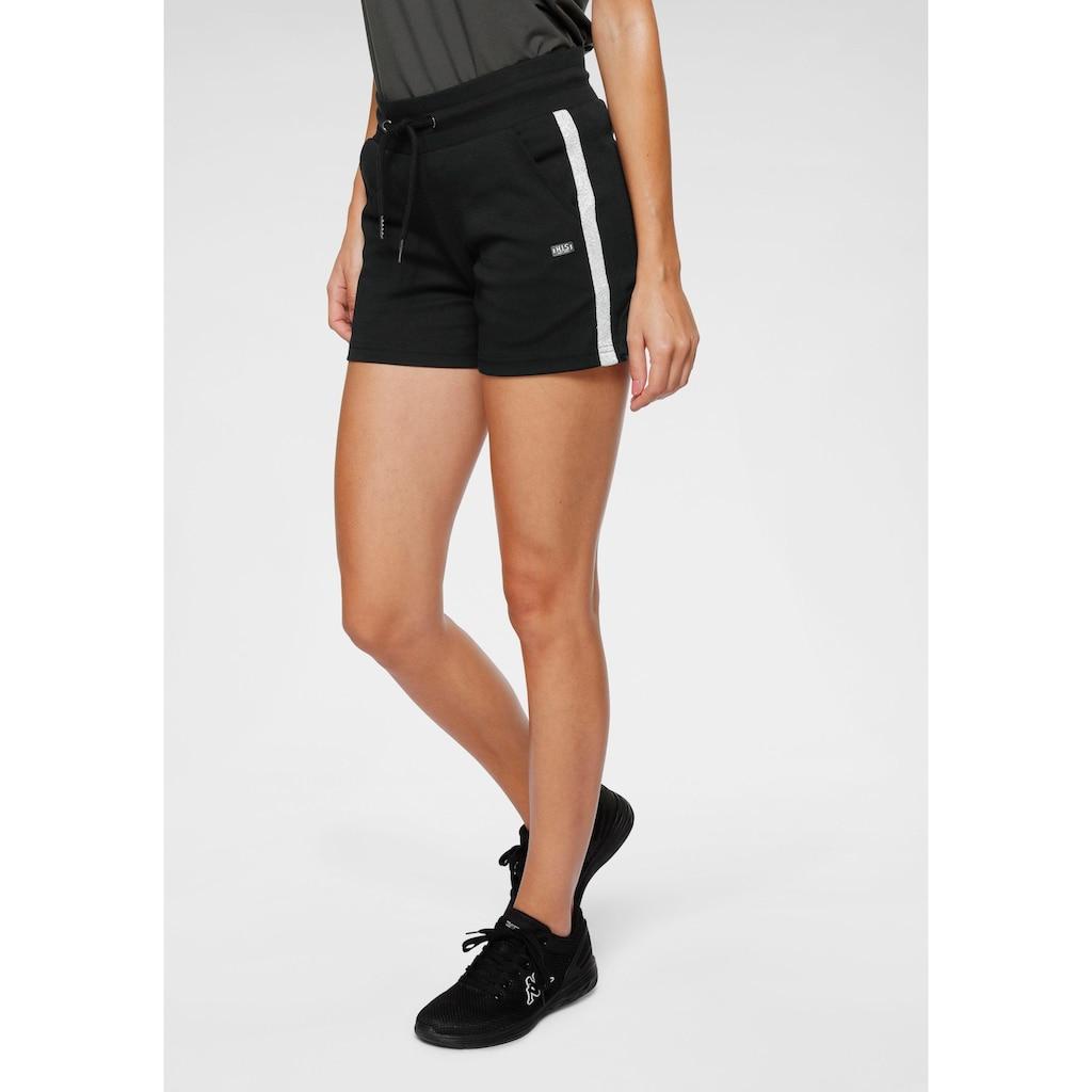 H.I.S Shorts »Essentials Shorts im Doppelpack«, (2er-Pack)