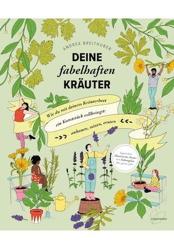 Buch »Deine fabelhaften Kräuter / Andrea Breithuber« kaufen
