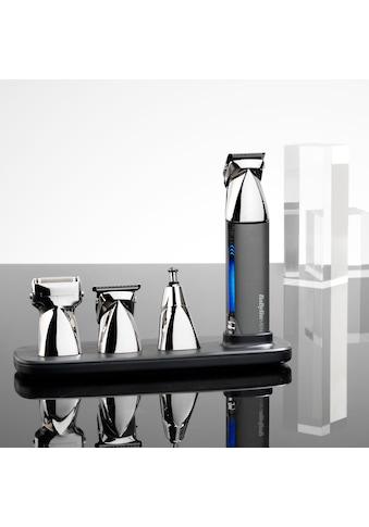 BaByliss Multifunktionstrimmer »Super-X Metal 15-in-1 Multi Trimmer«, 4 Aufsätze kaufen