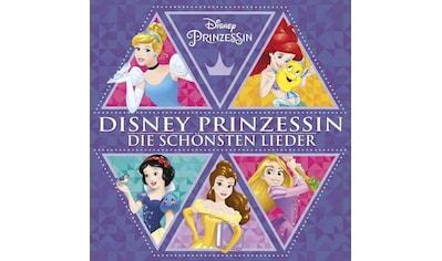 Musik-CD »DISNEY PRINZESSIN - DIE SCHOENSTEN LIEDER / Diverse Kinder« kaufen