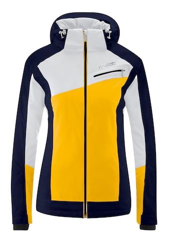 Maier Sports Skijacke »Tsey W«, Warm wattierte Skijacke für sportliche Einsätze kaufen