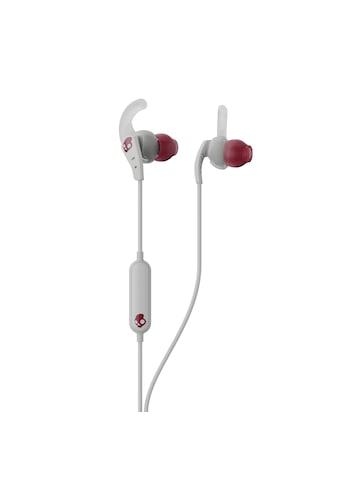 Skullcandy Headset »SET IN - EAR W/MIC 1 VICE/GRAY/CRIMSON« kaufen