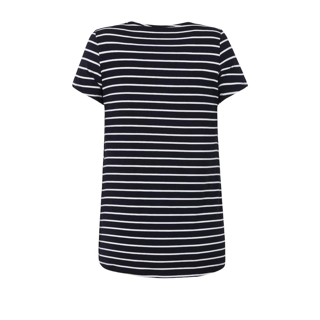 Bellybutton Umstandsshirt, Stillshirt 2in1 Look