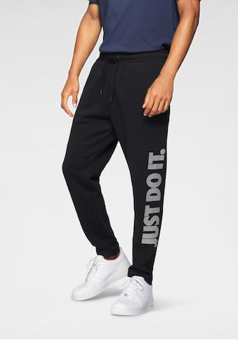 Nike Sportswear Jogginghose »Nsw Just do it Pant Fleece Mix« kaufen