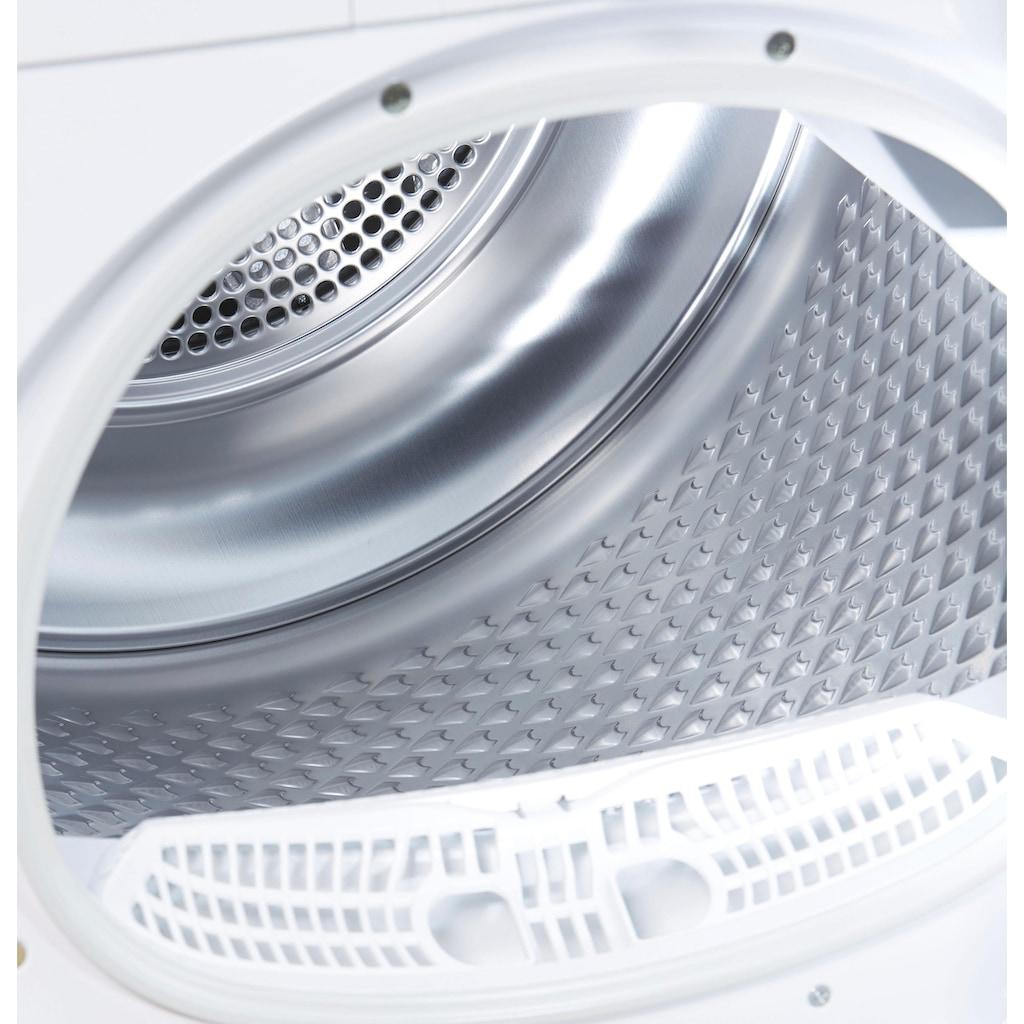 Grundig Wärmepumpentrockner GTA 38267 G, 8 kg