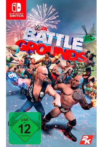2K Spiel »WWE 2K Battlegrounds«, Nintendo Switch kaufen