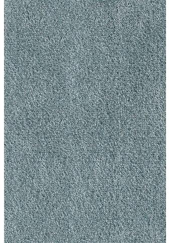 Andiamo Teppichboden »Levin blau«, rechteckig, 10 mm Höhe, Meterware, Breite 500 cm, uni, schallschluckend kaufen