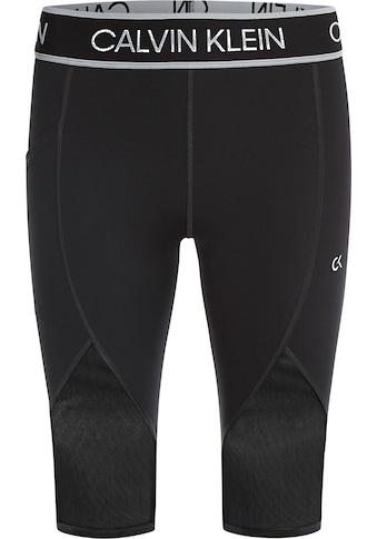 Calvin Klein Performance Radlerhose »WO - SHORT TIGHT« kaufen