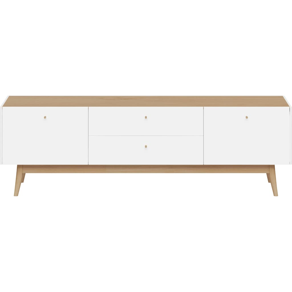 GERMANIA Lowboard »Monteo«, Breite 178 cm