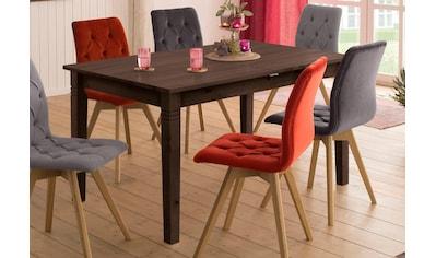 Home affaire Esstisch »Danuta«, in 3 verschiedenen Farben und Größen mit Auszugsfunktion. kaufen
