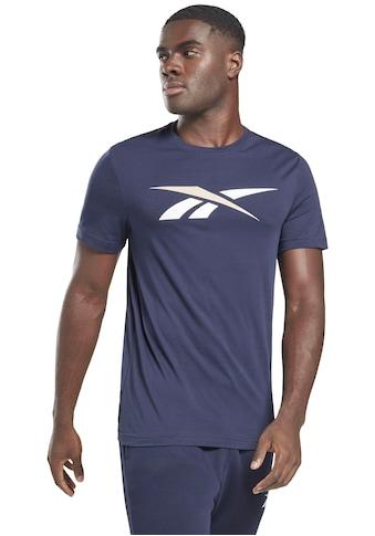 Reebok T-Shirt »REEBOK IDENTITY BIG LOGO T-SHIRT« kaufen