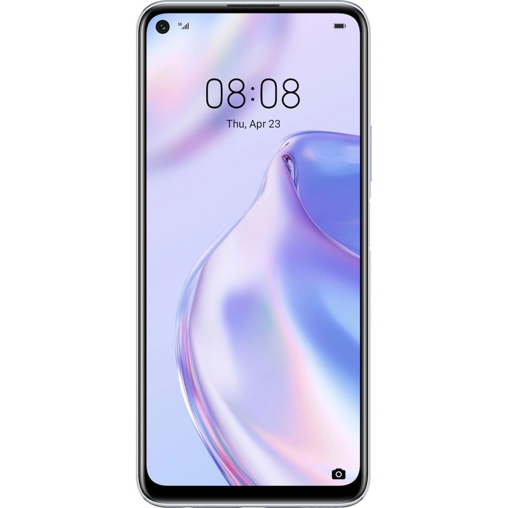 """Huawei Smartphone »P40 lite 5G«, (16,51 cm/6,5 """", 128 GB Speicherplatz, 64 MP Kamera), 24 Monate Herstellergarantie"""