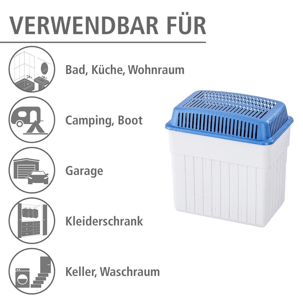 WENKO Luftentfeuchter »Feuchtigkeitskiller«, für 160 m³ Räume, ausreichend für 4,7 l Flüssigkeit