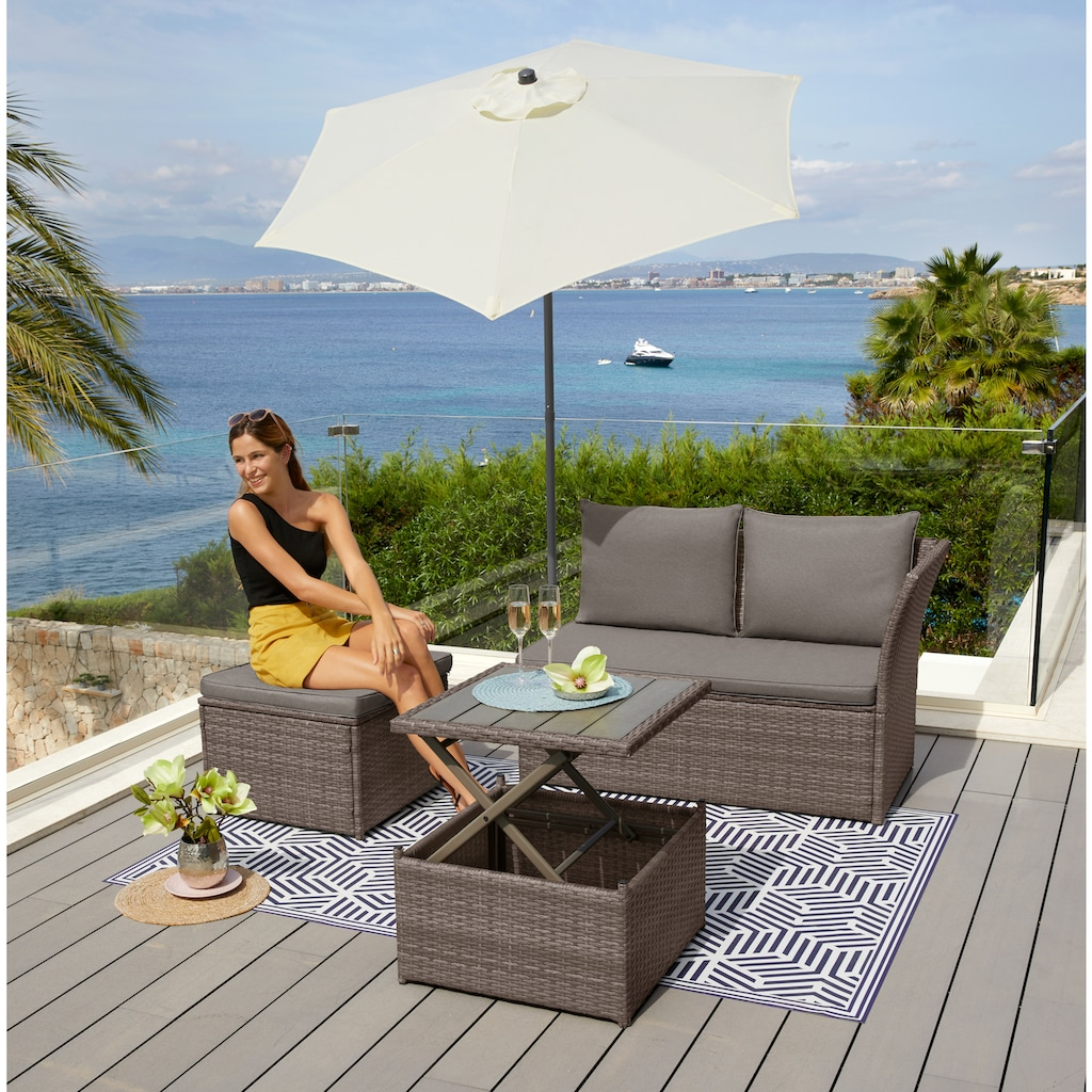 KONIFERA Loungeset »Marseille Premium«