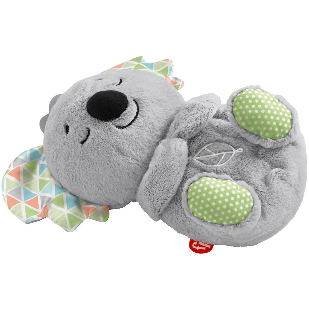 Fisher-Price® Spieluhr »Schlummer-Koala«, Einschlafhilfe, mit Timer, Musik, Naturgeräuschen und mehrfarbigen Lichtern