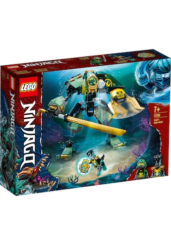 LEGO® Konstruktionsspielsteine »Lloyds Hydro-Mech (71750), LEGO® NINJAGO®«, (228 St.),... kaufen