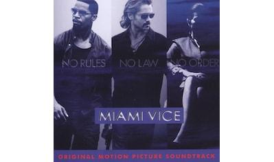Musik-CD »Miami Vice / OST/Various« kaufen