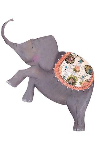 Wall-Art Wandtattoo »Artistischer Elefant Orientalisch« kaufen