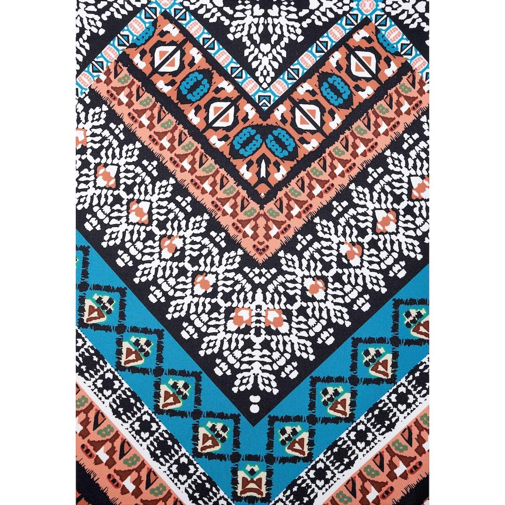 LASCANA Badeanzug »Marrakesh«, mit angesagtem Print