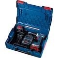 Bosch Professional Powertools Akku-Bohrschrauber »GSR 18V-21«, (Set), inkl. 2 Akkus, Ladegerät und Koffer