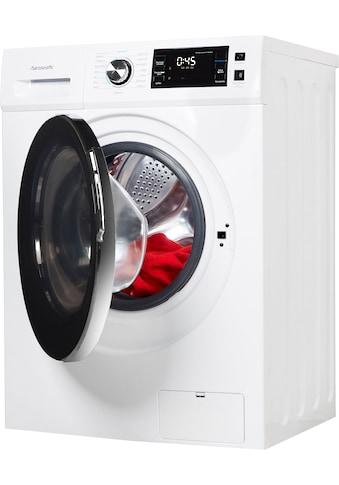 Hanseatic Waschmaschine »HWMB714B«, HWMB714B, 7 kg, 1400 U/min kaufen