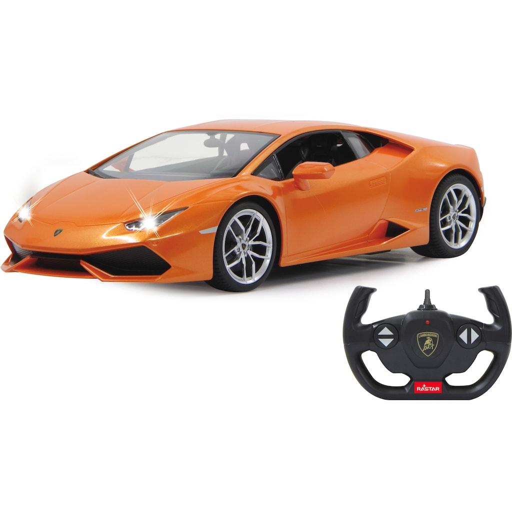 Jamara RC-Auto »Lamborghini Huracán 1:14 orange, 2,4 GHz«