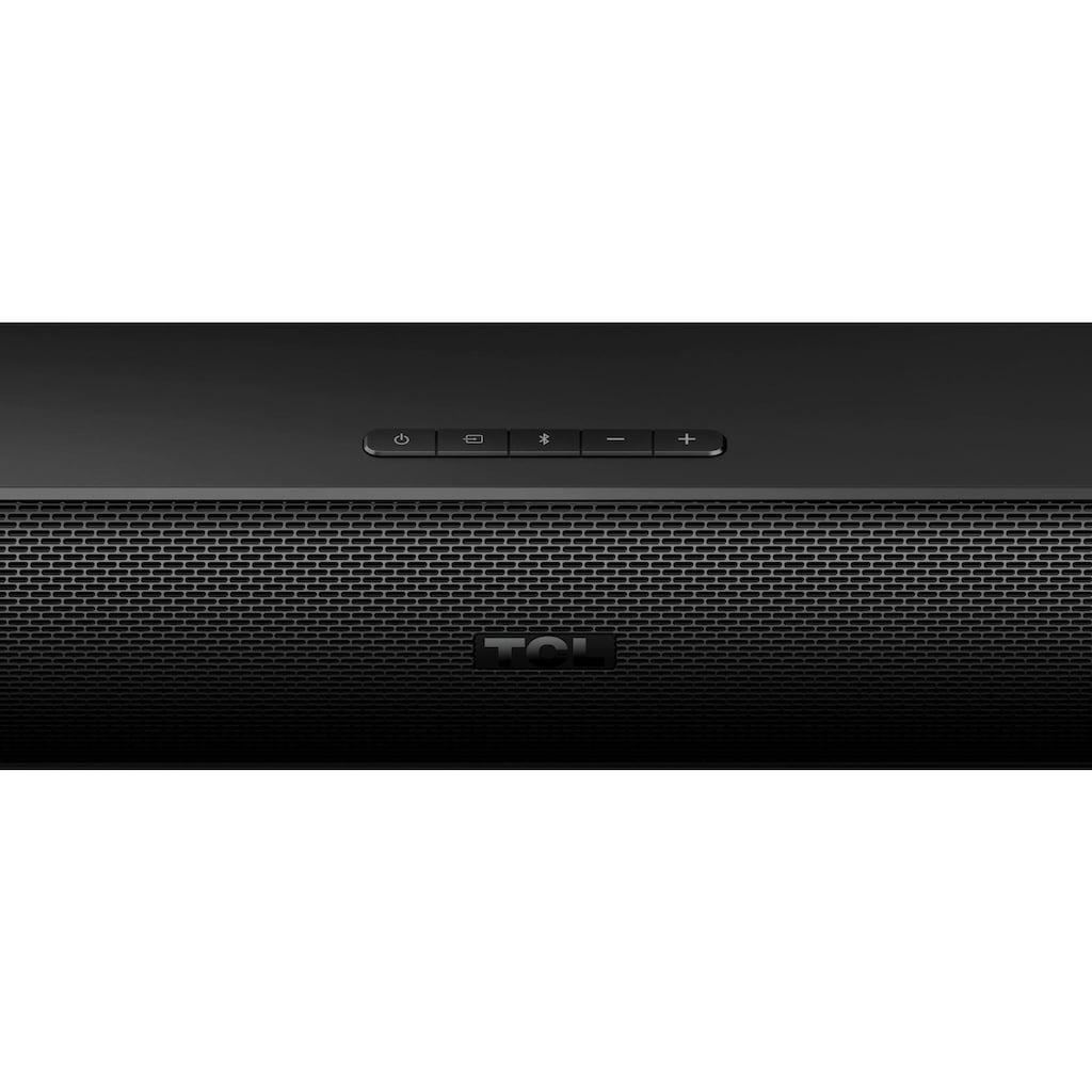 TCL »TS5000« Soundbar (Bluetooth, 110 Watt)