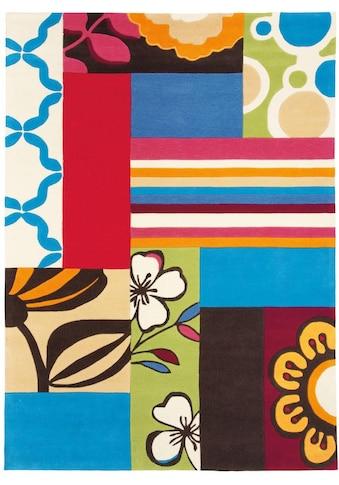 Arte Espina Teppich »Joy 4093«, rechteckig, 16 mm Höhe, Wohnzimmer kaufen