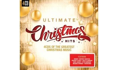 Musik - CD Ultimate...Christmas Hits / Various, (4 CD) kaufen