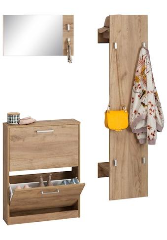 Paroli Garderoben-Set »Susa«, (Set, 3 St.) kaufen