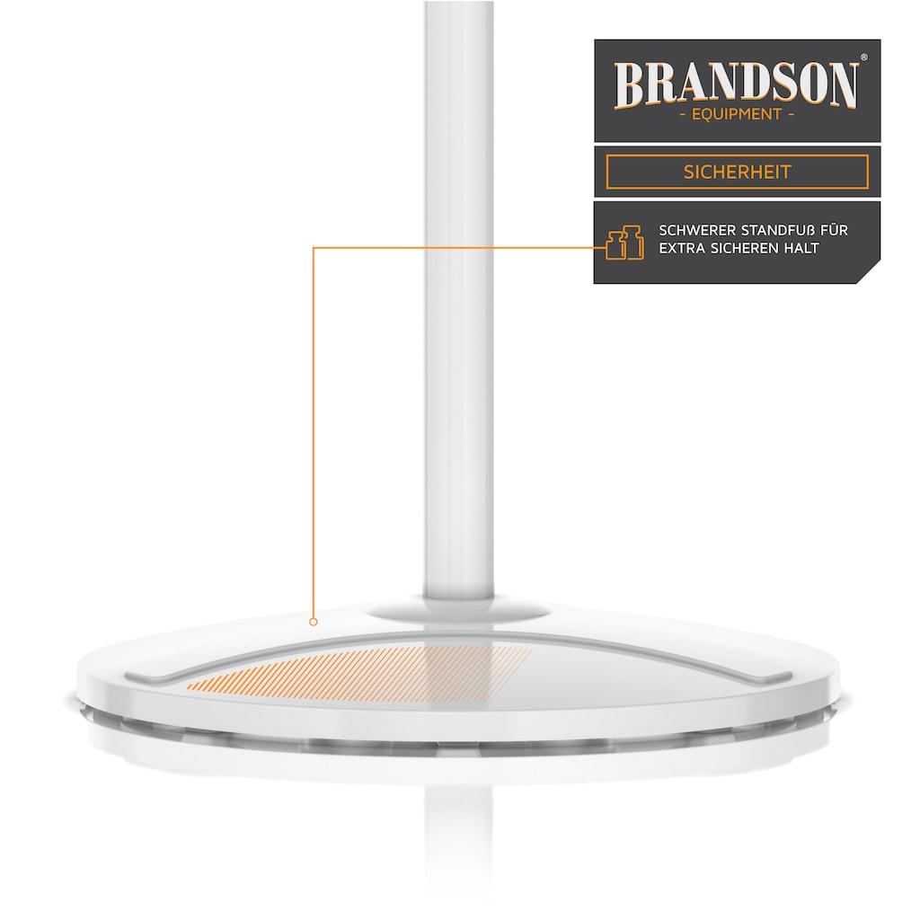 Brandson DC Standventilator mit Fernbedienung & Display
