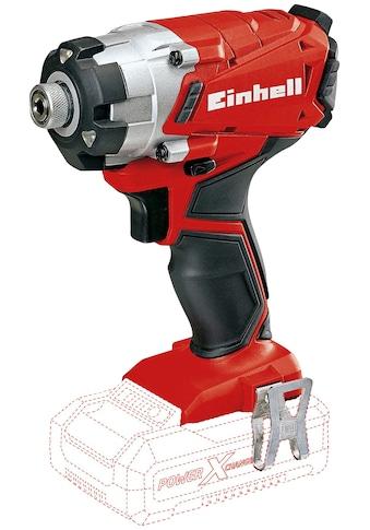 EINHELL Akku - Schlagbohrschrauber »TE - CI 18/1 Li - solo«, 2300 U/Min, 140 Nm kaufen