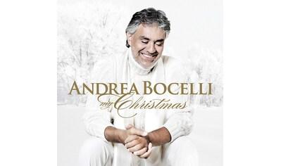 Vinyl »My Christmas / Bocelli,Andrea« kaufen