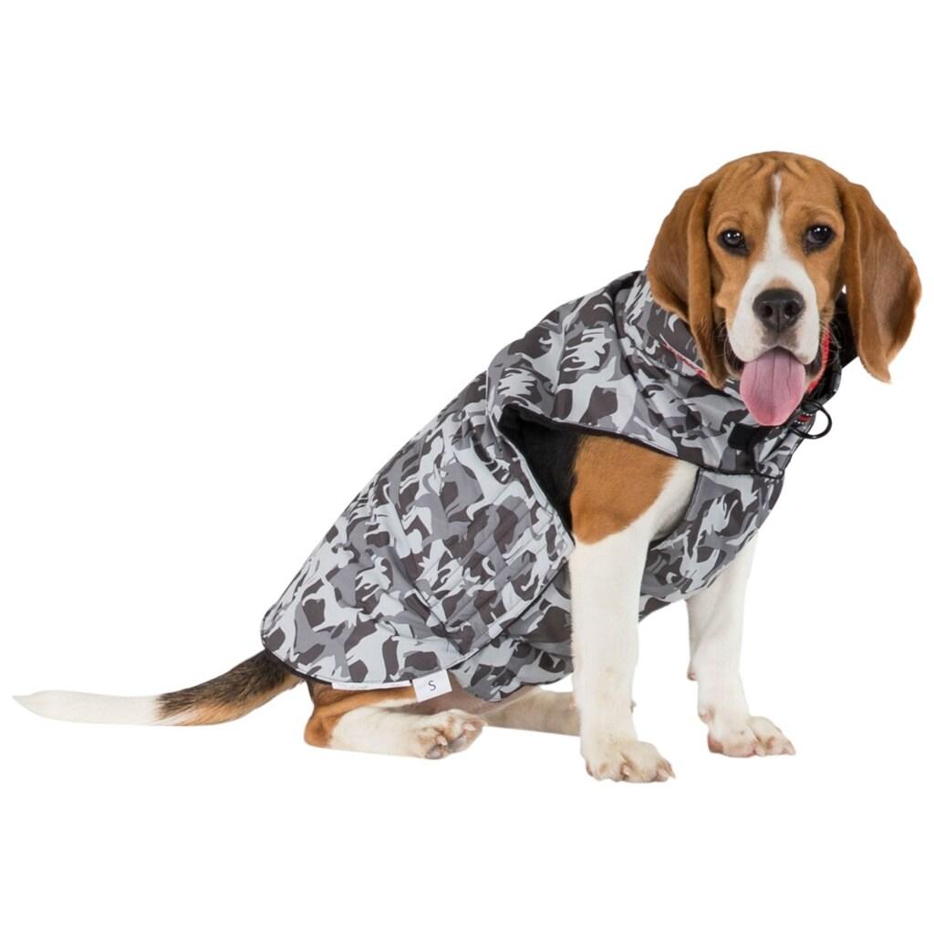 Trespass Hundemantel »Hunde-Regenmantel Charly, bedruckt«, Polyester, (1)