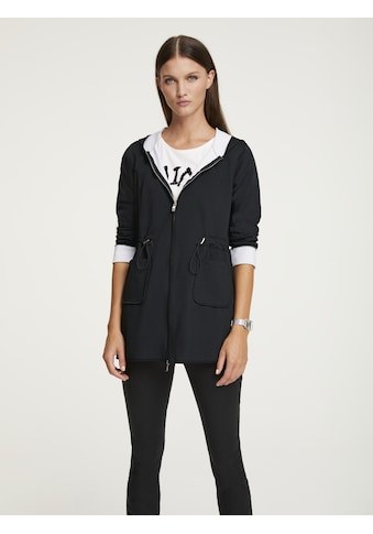 Shirtjacke mit Kapuze kaufen