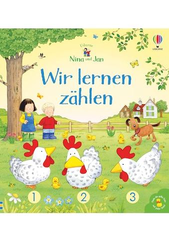 Buch »Nina und Jan - Wir lernen zählen / Sam Taplin, Simon Taylor-Kielty« kaufen