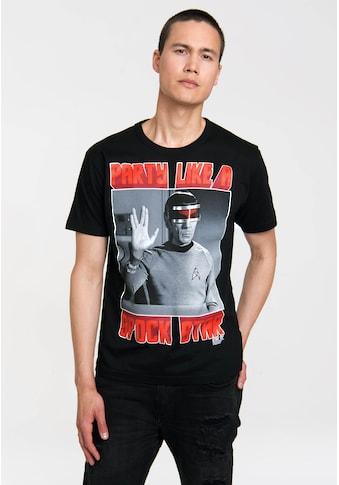 LOGOSHIRT T-Shirt mit hochwertigem Siebdruck kaufen