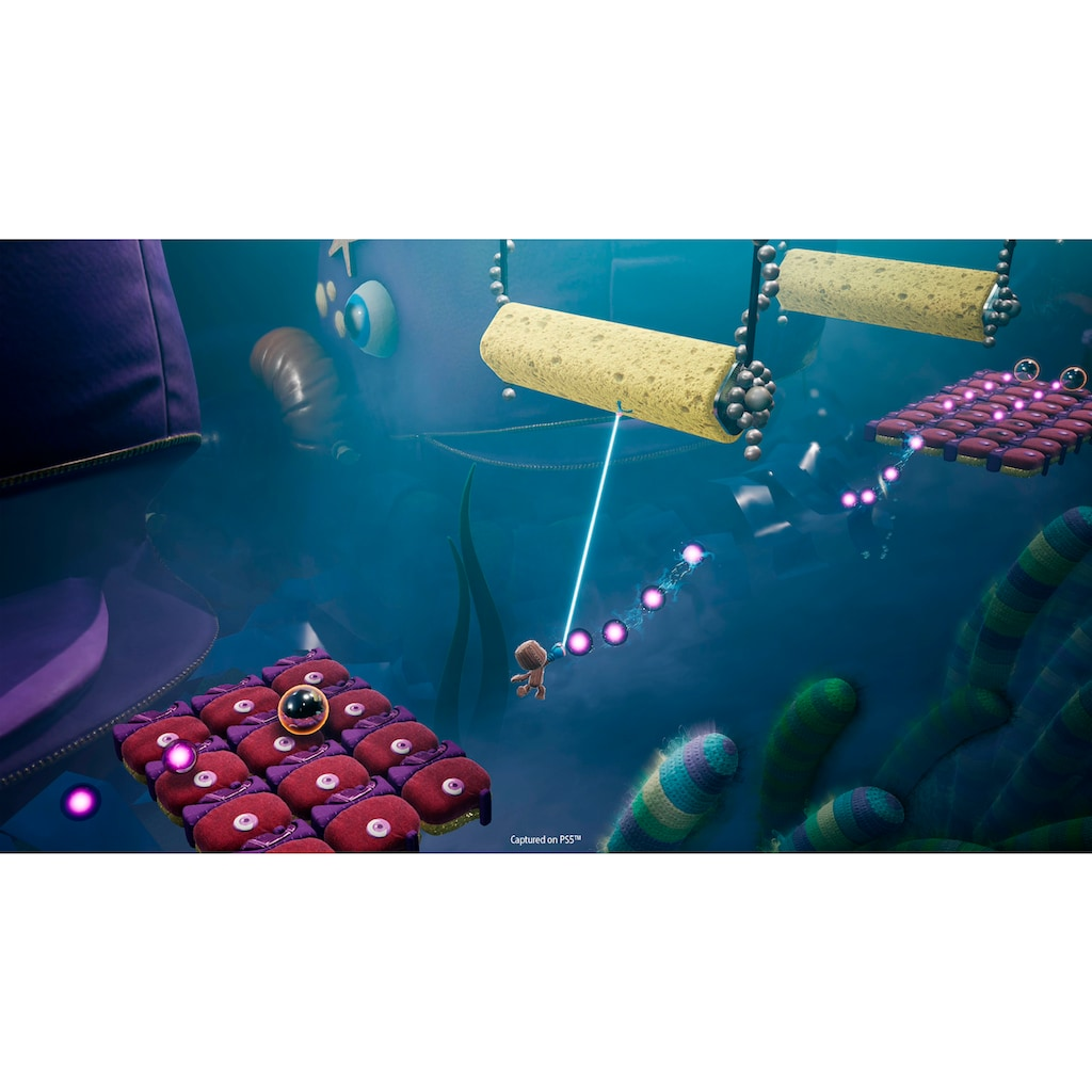 PlayStation 4 Spiel »Sackboy: A Big Adventure«, PlayStation 4